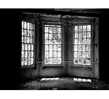 Triptych ~ West Park Asylum Photographic Print