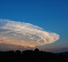 Clouds I by Michel Lorente