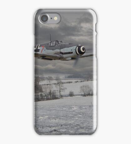 Messerschmitt Bf 109 G - 'Gustavs' iPhone Case/Skin