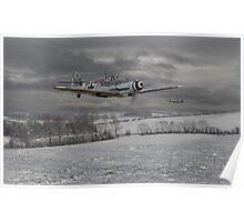 Messerschmitt Bf 109 G - 'Gustavs' Poster
