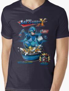 Dr.Light's Megabran X Mens V-Neck T-Shirt
