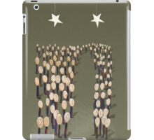 The Crowd iPad Case/Skin