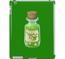 Green Potion iPad Case/Skin