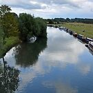 Lechlade on Thames - England by Arie Koene