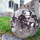 Guardian Stones at Svenneby Kyrka Sweden by HELUA