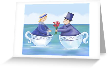 Love in a Teacup by fizzyjinks