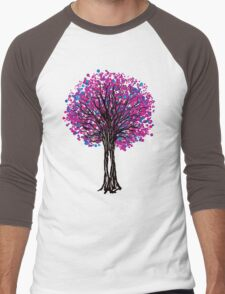 Tree Men's Baseball ¾ T-Shirt