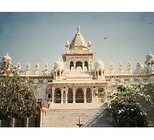 Jaswant Thada Cenotaph Complex Photographic Print