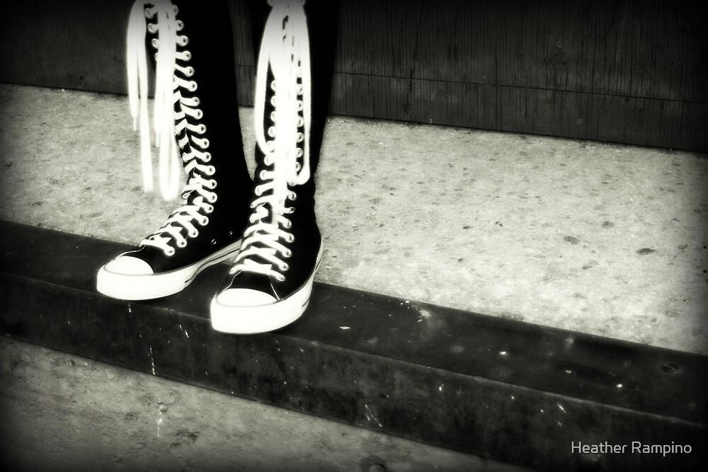 Knee High by Heather Rampino