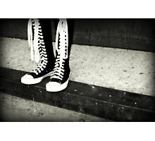 Knee High Photographic Print