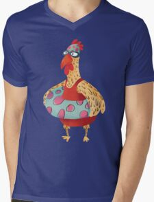 Sport chick Mens V-Neck T-Shirt