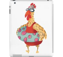 Sport chick iPad Case/Skin