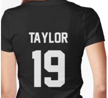 19 Womens Fitted T-Shirt