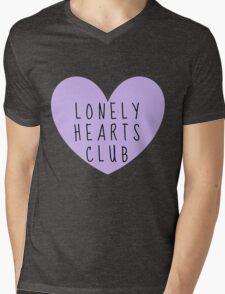 Lonely Hearts Club Mens V-Neck T-Shirt