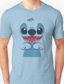Ohana Means Family - Stitch T-Shirt