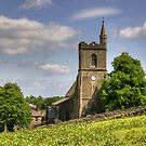 St Margaret&#x27;s Church, Hawes by Tom Gomez