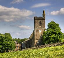 St Margaret's Church, Hawes by Tom Gomez