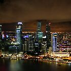 Singapore in Colors by Vivek Bakshi
