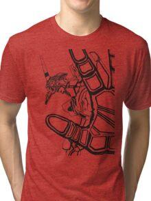 Evangelion Berserk Tri-blend T-Shirt