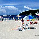 Praia! by Gilberto Grecco
