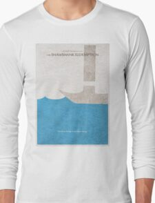 The Shawshank Redemption Long Sleeve T-Shirt