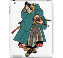 Samurai 6 iPad Case/Skin