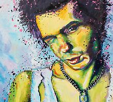 Sid Vicious  by jhojho