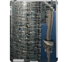 Upside Down Toronto Abstract iPad Case/Skin