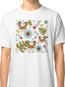 Tigers in the Jungle Classic T-Shirt