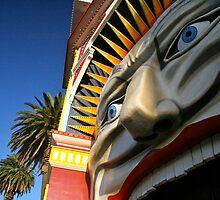 Luna Park in St. Kilda, Melbourne by PhilMi