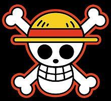 Straw Hat Pirates Logo by ColdCola