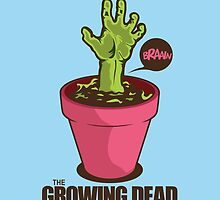The Growing Dead by fungolao