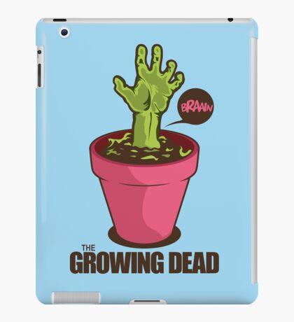 The Growing Dead iPad Case/Skin