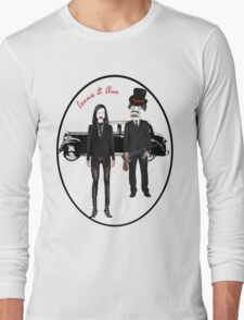 Gangsters - Connie & Clive  Tshirt Long Sleeve T-Shirt