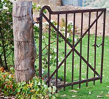 Iron Gate by Werner Padarin