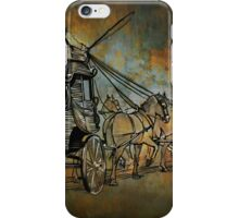 Back to the Past.......... iPhone Case/Skin