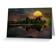 Kilchurn Castle .... Greeting Card