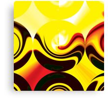 That cool, funky seventies thing! Canvas Print