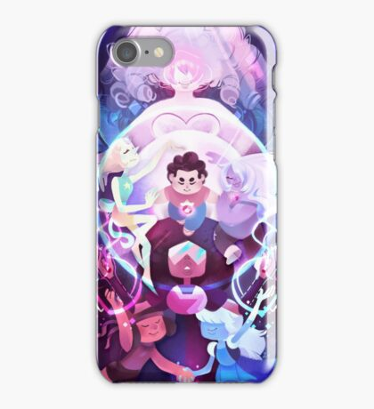 The Crystal Gems - Steven Universe iPhone Case/Skin