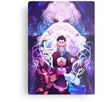 The Crystal Gems - Steven Universe Metal Print