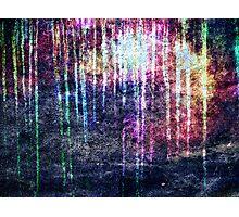 Dandelion & Textures. Photographic Print