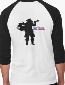 FFXIV-RR - Warrior Men's Baseball ¾ T-Shirt