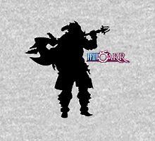 FFXIV-RR - Warrior Zipped Hoodie
