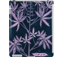 A curious herbal Elisabeth Blackwell John Norse Samuel Harding 1739 0082 Lupin Inverted iPad Case/Skin