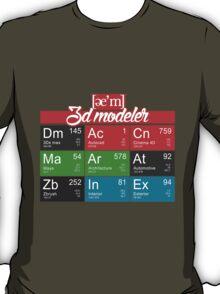 ae'm 3D modeler T-Shirt