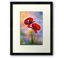 Spring.......... Framed Print
