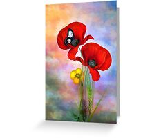 Spring.......... Greeting Card