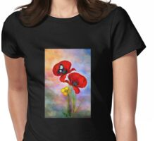 Spring.......... Womens Fitted T-Shirt