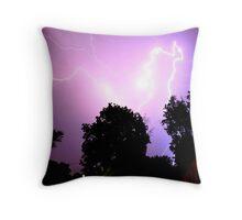 Summer Storm 3 Throw Pillow