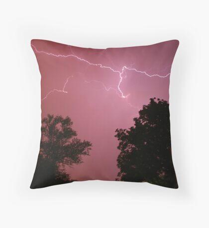 Summer Storm 2 Throw Pillow